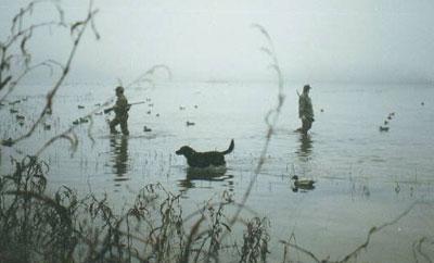 hunters_morning